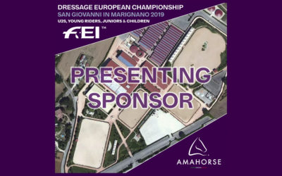 Amahorse, sponsor di eccellenza italiana per tornare ad un grande livello internazionale